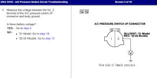 honda passport air conditioning wiring diagram honda free wiring