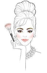 best 25 makeup charts ideas on pinterest makeup for beginners