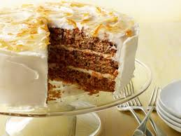three layer carrot cake recipe food network kitchen food network