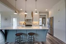 slate blue kitchen cabinets 27 blue kitchen ideas pictures of decor paint cabinet designs