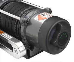 amazon com viper elite 3000lb atv utv winch kit with black