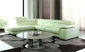 Green Leather Sectional Sofa Green Leather Sectional Sofa Sagreen Sa Contemporary Furniture