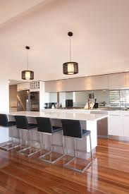 Mirrored Kitchen Backsplash Beautiful Ways To Add Mirrors In The Kitchen