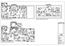 Home Floor Plans With Furniture Floor Plans With Furniture Layout Homes Zone