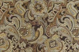 Paisley Home Decor Fabric by Grace Finish And Fabric Selections