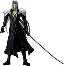 Cloud Strife Halloween Costume Amazon Final Fantasy Vii 7 Play Arts Cloud Strife 1