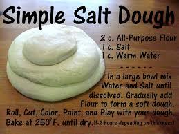 25 unique salt dough projects ideas on salt dough