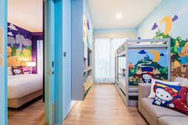 jen u0027s hello kitty premier themed room hotel jen johor