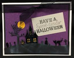 halloween verses for cards halloween cards u2013 inspiration station scrapbook store