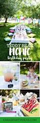 kara u0027s party ideas sunny teddy bear picnic birthday party kara u0027s