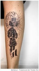 25 best mowgli tattoo art images on pinterest tattoo art tattoo