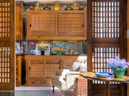 Japanese Style Kitchen Cabinets Small Kitchen Cabinets Pictures Ideas U0026 Tips From Hgtv Hgtv