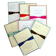Wedding Invitation Sets Use A Wedding Invitation Kit To Create Unique Invites Weddingfully