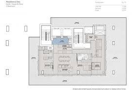 floor plans of glass miami beach condo miami