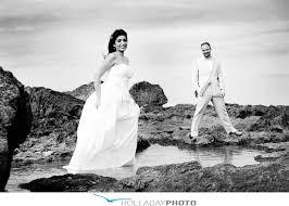 dana u0026 jake north shore hawaii u201ctrash the dress session