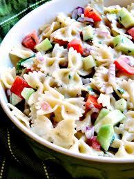 Pasta Salas Mediterranean Pasta Salad Bobbi U0027s Kozy Kitchen