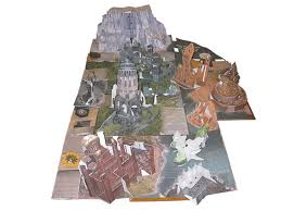 Map Of Kings Landing Game Of Thrones A Pop Up Guide To Westeros Matthew Reinhart