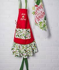 christmas towels dii cotton christmas dish towels 18x28 set