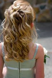 flowergirl hair best and flower girl hairstyles you can try stylish walks