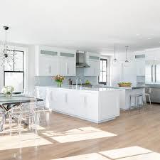 white kitchen cabinets with oak flooring photos hgtv