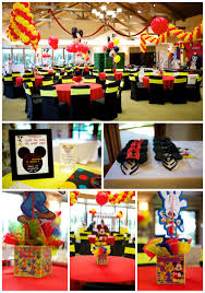 mickey mouse clubhouse party mickey mouse clubhouse themed birthday party fearon may events