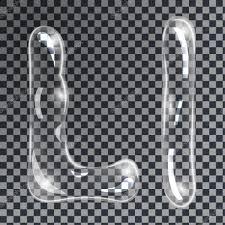 bubbles letters l u2014 stock vector z0504574832 gmail com 106533300