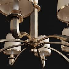 circa lighting tuileries chandelier aerin 3d model max obj fbx mtl mat