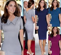 kate middleton style 2018 kate middleton street style 2015 knee length casual dress doll