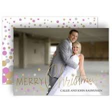 newly wed christmas card christmas cards for newlyweds invitations by