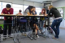 best desks for students standing desks in the environment may improve cognitive