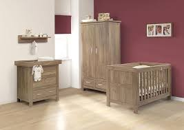 Modern Nursery Furniture Sets Oak Wood Furniture Set For Nursery Room Homescorner