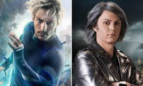 quicksilver film marvel why is quicksilver played by different actors in avengers 2 and x men