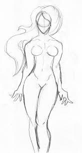 anatomy sketch 09 by trueform on deviantart drawings pinterest