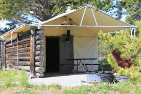 tent cabin tent cabin at colter bay picture of colter bay village grand