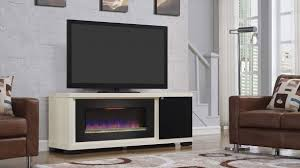 Infrared Electric Fireplace Best Attractive White Electric Fireplace Media Console Home Plan