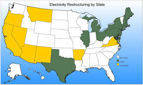 Ohio Edison Outage Map by Fifteen Years Later Whither Restructuring In The American
