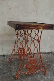 Antique Singer Sewing Machine Table Restoring A Sewing Machine Tables U2014 Interior Home Design