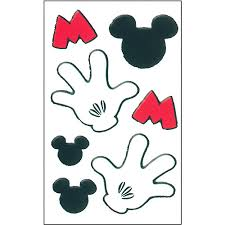 8 images disney mickey mouse hand printables mickey