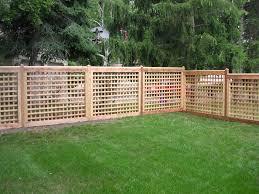 best 25 lattice fence ideas on pinterest backyard fences