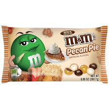 halloween m m candy m u0026m u0027s halloween pecan pie fall harvest blend chocolate candy bag