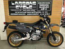 2016 suzuki dr z400sm for sale in cambridge mn larson u0027s cycle
