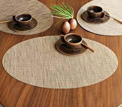 chilewich bamboo placemats table runners