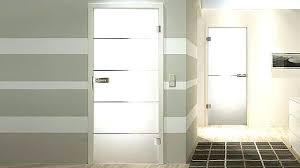 Decorative Glass Doors Interior Glass Pocket Doors Interior Medium Size Of Bathroom Decorative