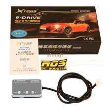 potent booster ii 6 drive electronic throttle controller ts 501