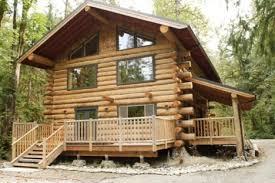 Small Log Cabin Designs Log Home Building School