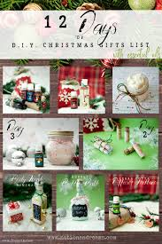 12 days of christmas gift list christmas gift ideas