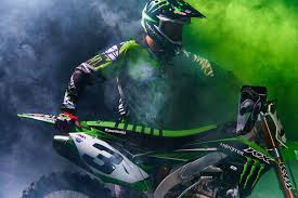 monster energy motocross helmets monster energy kawasaki racing eli tomac youtube