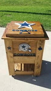 Dallas Cowboys Table Dallas Cowboys Ice Chest Dallas Cowboys Pinterest Cowboys
