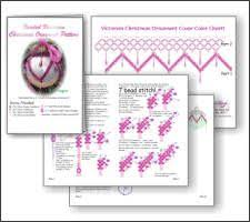 free beading patterns and bulbs