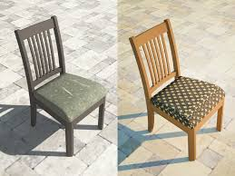 Cover Dining Room Chairs How To Reupholster A Dining Chair Seat 14 Steps With Pictures